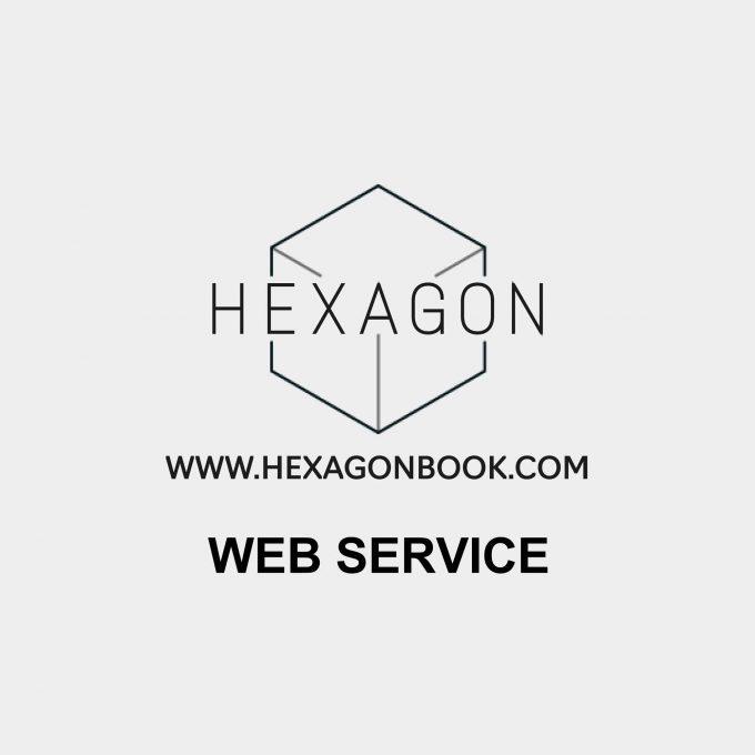 헥사곤 웹서비스 : 사이트 구축 또는 유지보수에 대한 상품 이미지입니다.