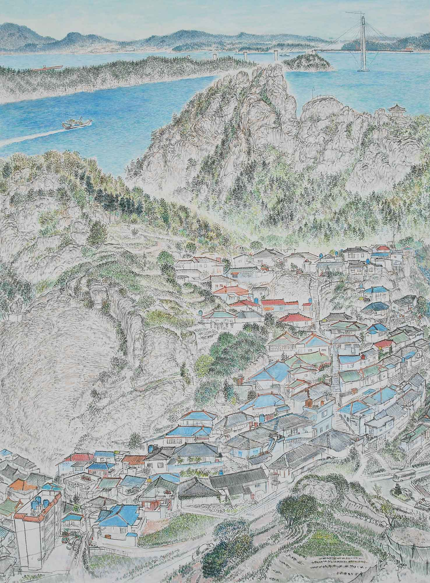 파인아트컬렉션 20, 달마고도, 박성우, 헥사곤 출판